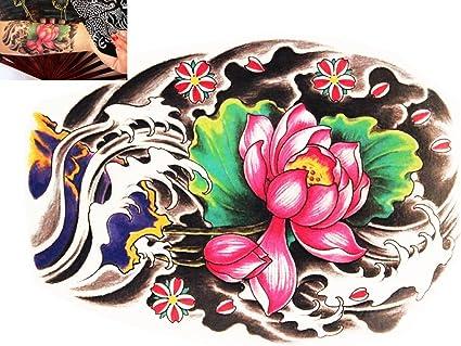 Novu Ink Tattoo Artist Temporary Tattoo Hand Drawn Waterproof