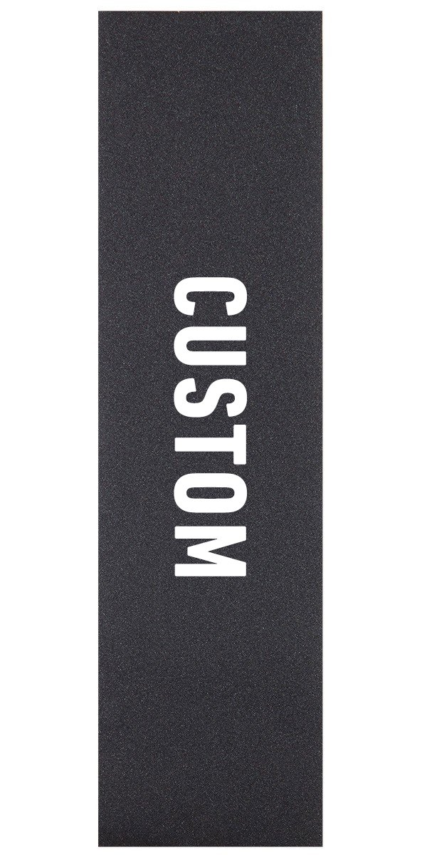 You Customize IT CCS X Jessup Pro Skateboard Griptape