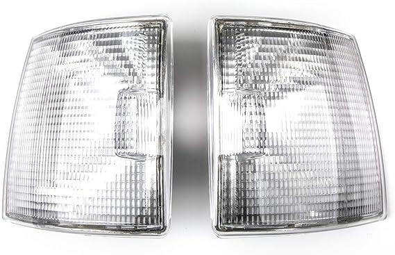 Areyourshop Luces delanteras indicadoras de se/ñal de giro para Transporter T4 BJ 90-04