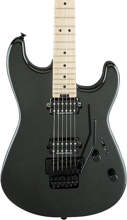 Charvel Pro-Mod San Dimas 2H FR MBK · Guitarra eléctrica: Amazon ...