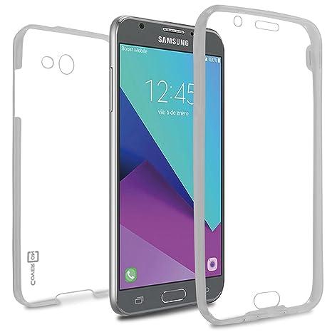 Amazon.com: Galaxy J7 Prime Funda, Galaxy J7 Sky Pro Funda ...