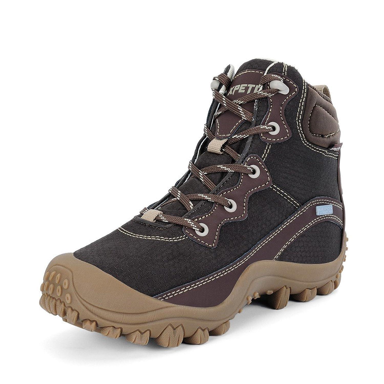 Manfen Women's Dimo Trek Waterproof Hiking Boots
