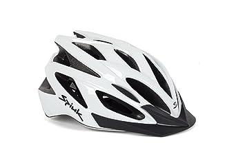 Spiuk Tamera - Casco de ciclismo, color blanco, talla 58-62