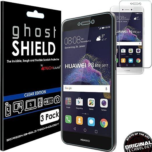 33 opinioni per [confezione da 3] Techgear® Huawei P8Lite 2017[Ghostshield Edition] Genuine