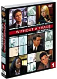 WITHOUT A TRACE/FBI 失踪者を追え! 1stシーズン 前半セット (1~13話・3枚組) [DVD]