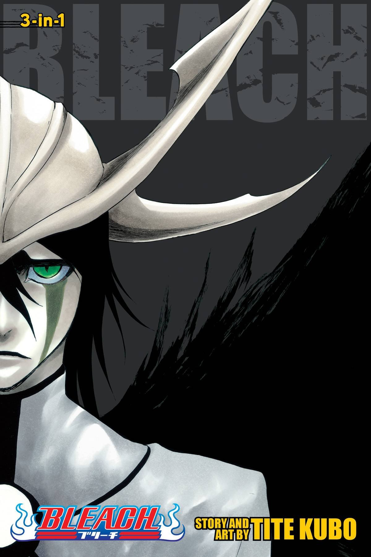 5: Includes vols 3-in-1 Edition 13 Vol Bleach 14 /& 15