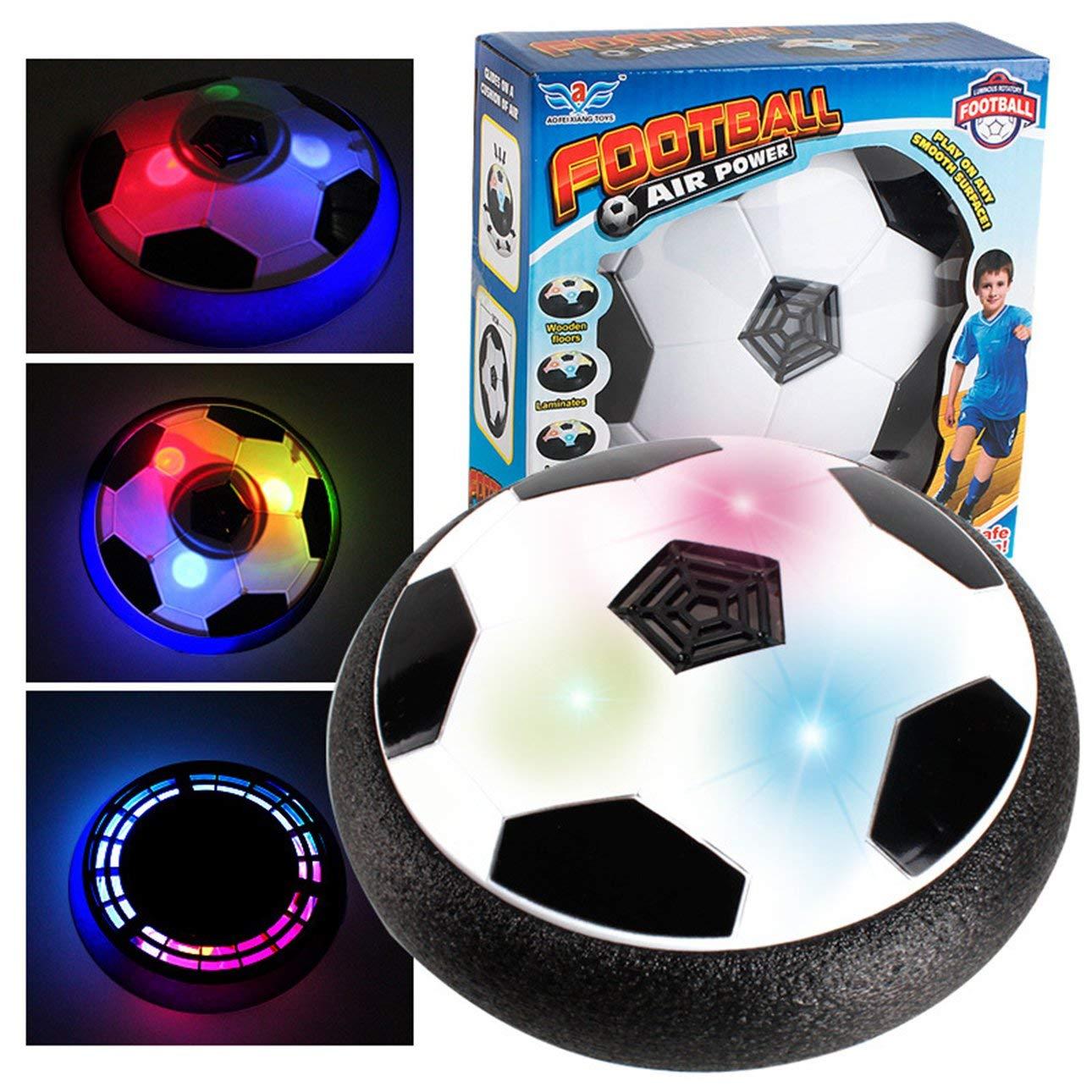 Ballylelly Juguete de Bola de música con luz LED Intermitente ...