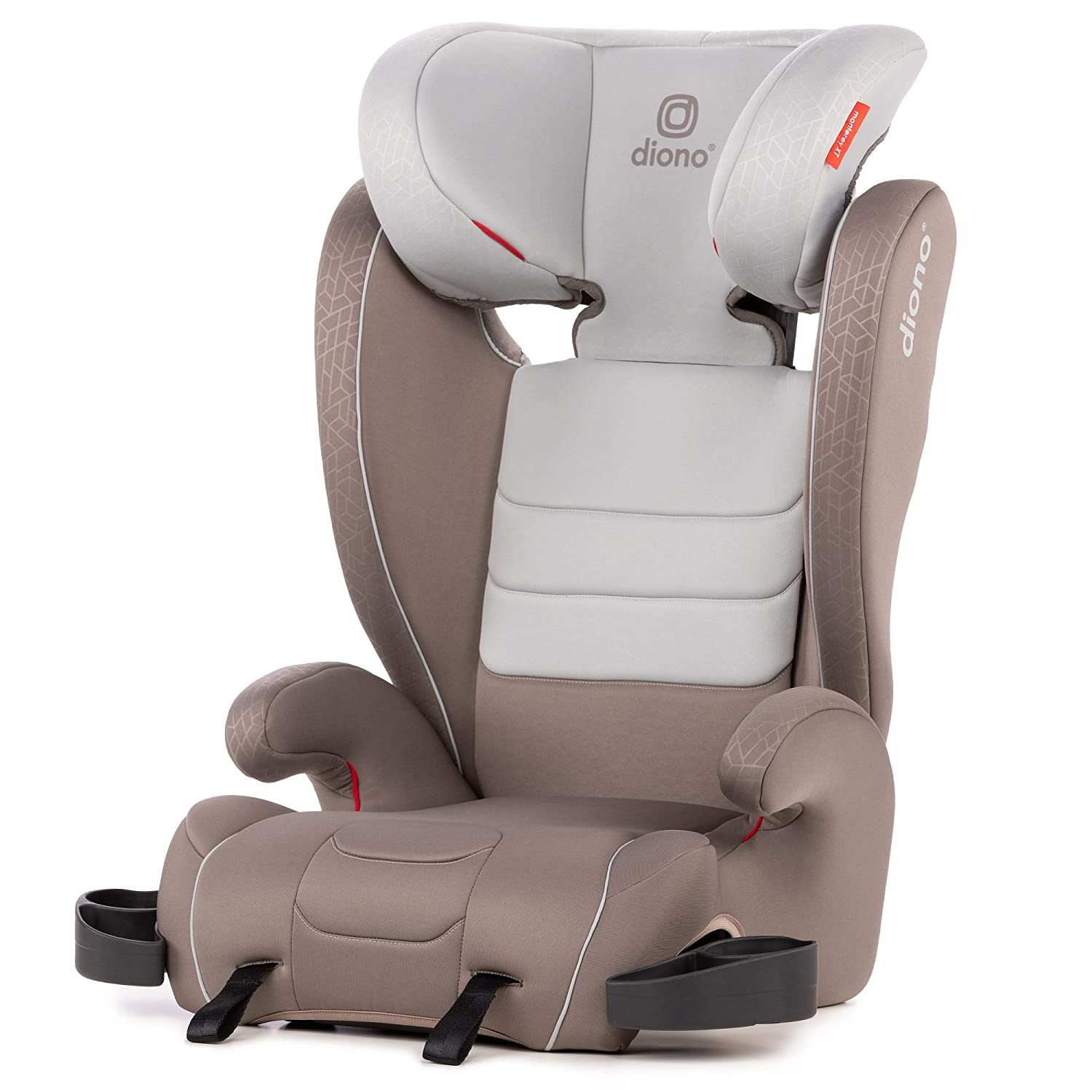 2-In-1 Car Seat Plum Diono Monterey XT Booster