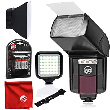 Amazon.com: Circuit City CC-125 - Flash universal automático ...
