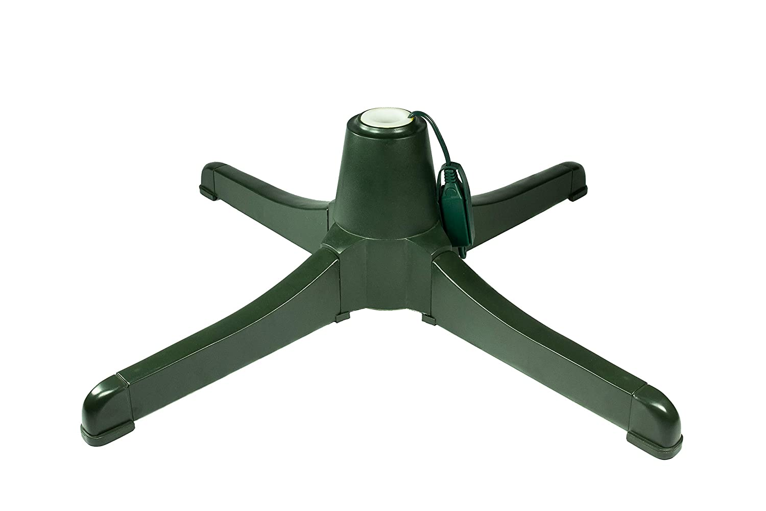 Artificial Christmas Tree Stand.Winter Wonder Rotating Christmas Tree Stand For Artificial Trees