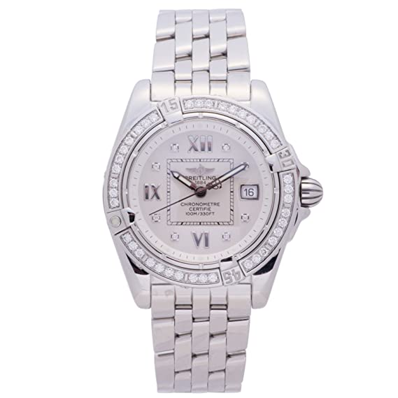 Breitling Windrider cuarzo mujer reloj a71356 (Certificado) de segunda mano