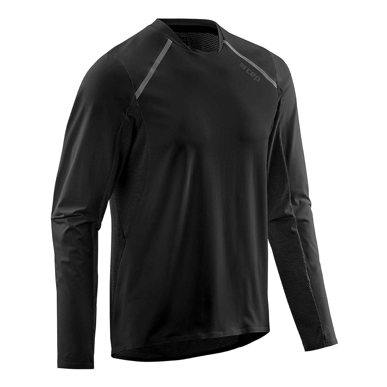 CEP Shirt Long Sleeve Black