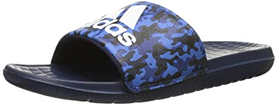 298377cd1b10 adidas Performance Men s Voloomix Camo Slide Sandal