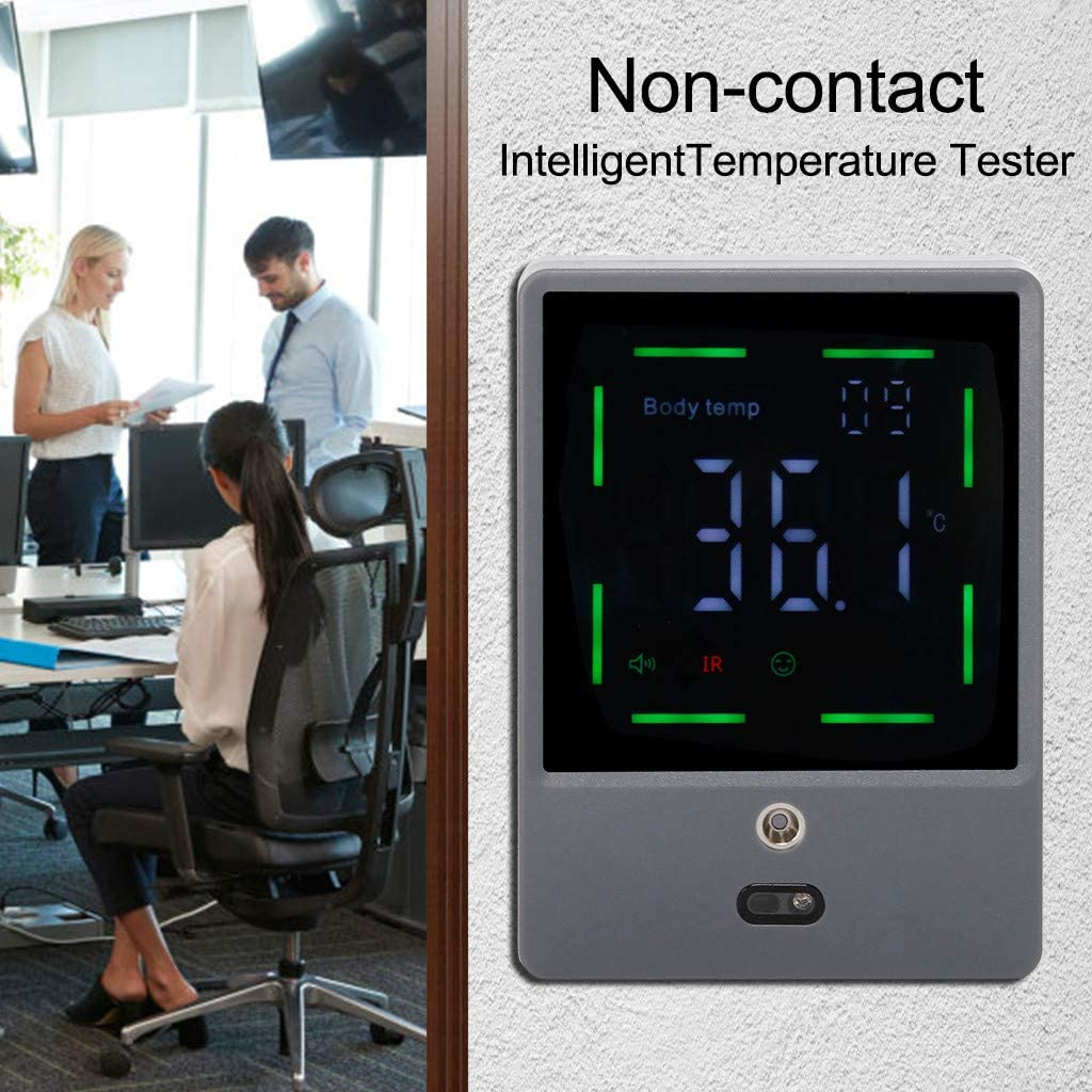 LIGUO Non-Contact Infrared Temperature Measurement K3 Forehead with Fever Alarm