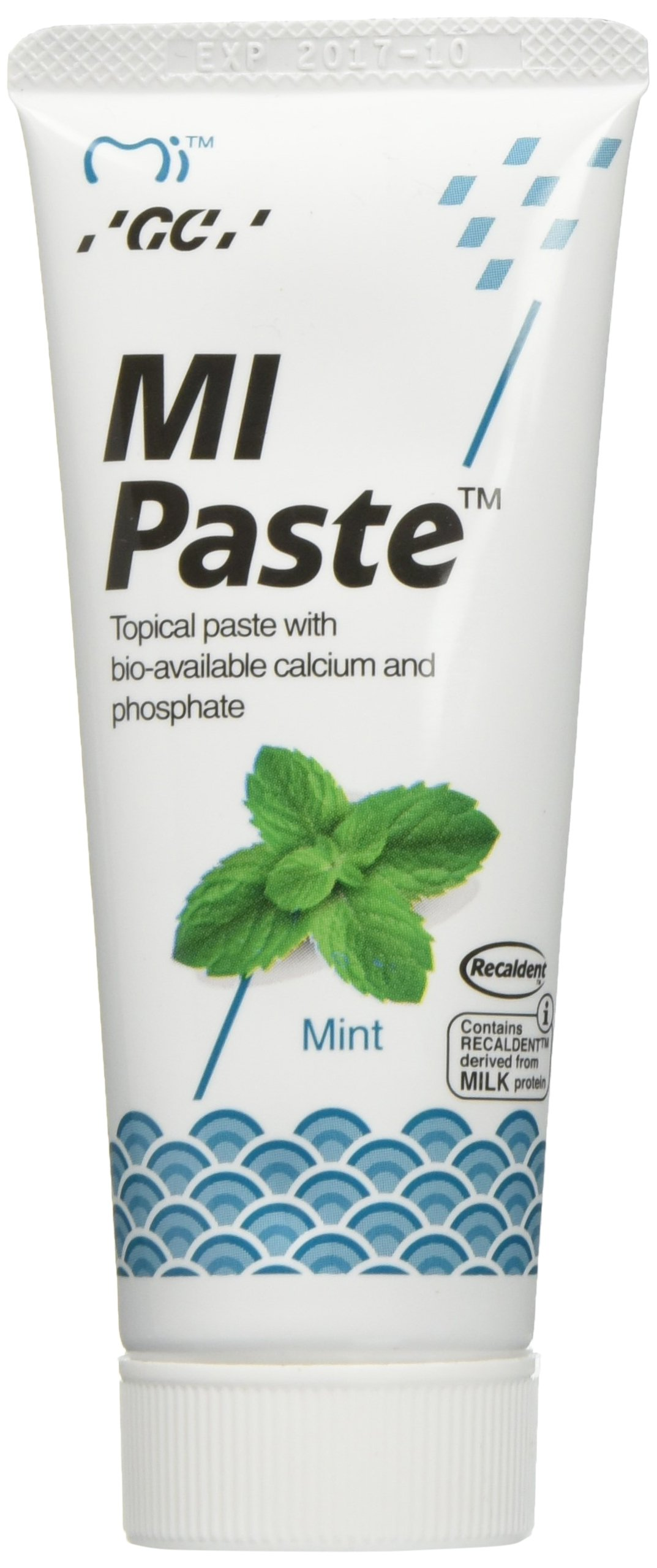 GC America 3679 Mi Paste, Mint (Pack of 10)