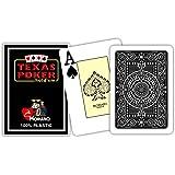Modiano Texas Poker Jumbo - Black.