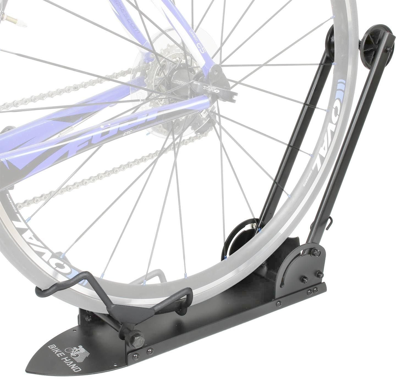 Bikehand Bike Floor Mounted Type Parking Rack Storage Stand Bicycle