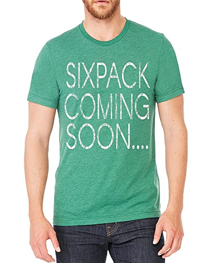 fc5cec66c Image Unavailable. Image not available for. Color  Interstate Apparel Inc  Men s Six Pack Coming Soon.