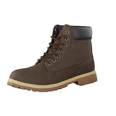 Boots Fila Maverick Mid Wmn Taupe Gray 0Io6RnjM0