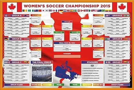 Calendario Mondiale Femminile.Empire Interactive Poster Soggetto Calendario Delle