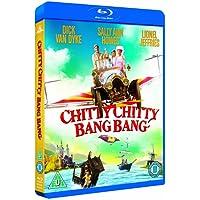 Chitty Chitty Bang Bang [Blu-ray] [1968]