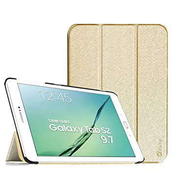 new concept 17052 17e05 FINTIE Samsung Galaxy Tab S2 9.7 SlimShell Case - Super Thin Lightweight  Stand Cover with Auto Sleep/Wake Feature for Samsung Galaxy Tab S2 9.7-inch  ...