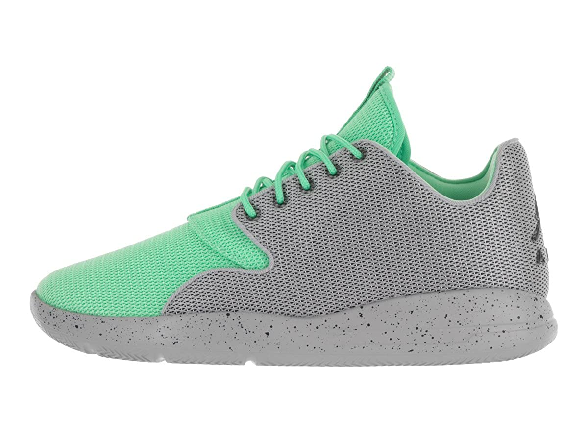 3a6b93271189d6 Amazon.com  Nike Mens Air Jordan Eclipse Shoes Wolf Grey Green Glow  724010-019 Size 11.5  Shoes