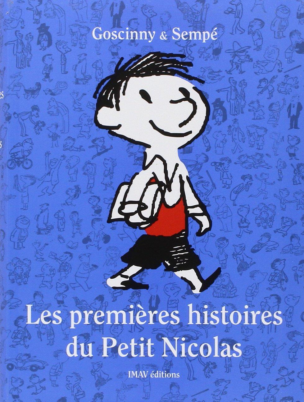 Les permières histoires du Petit Nicolas