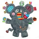 Label-LL-FR1206-Label   friends doudou Eléphant peluche
