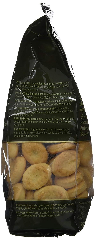 Quely, Crackers salado de agua (Quelitas rustic) - 7 de 350 gr. (Total 2450 gr.): Amazon.es: Alimentación y bebidas