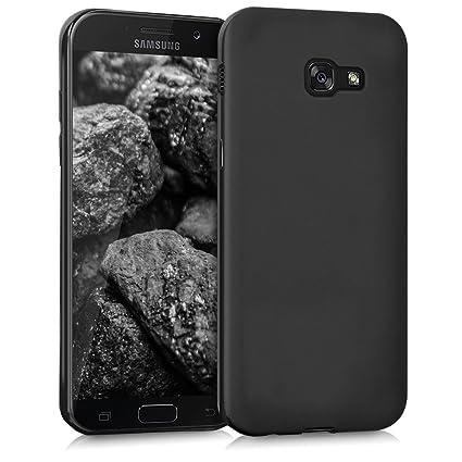 Funda Samsung galaxy A5 negra espesor mínimo alta calidad ...