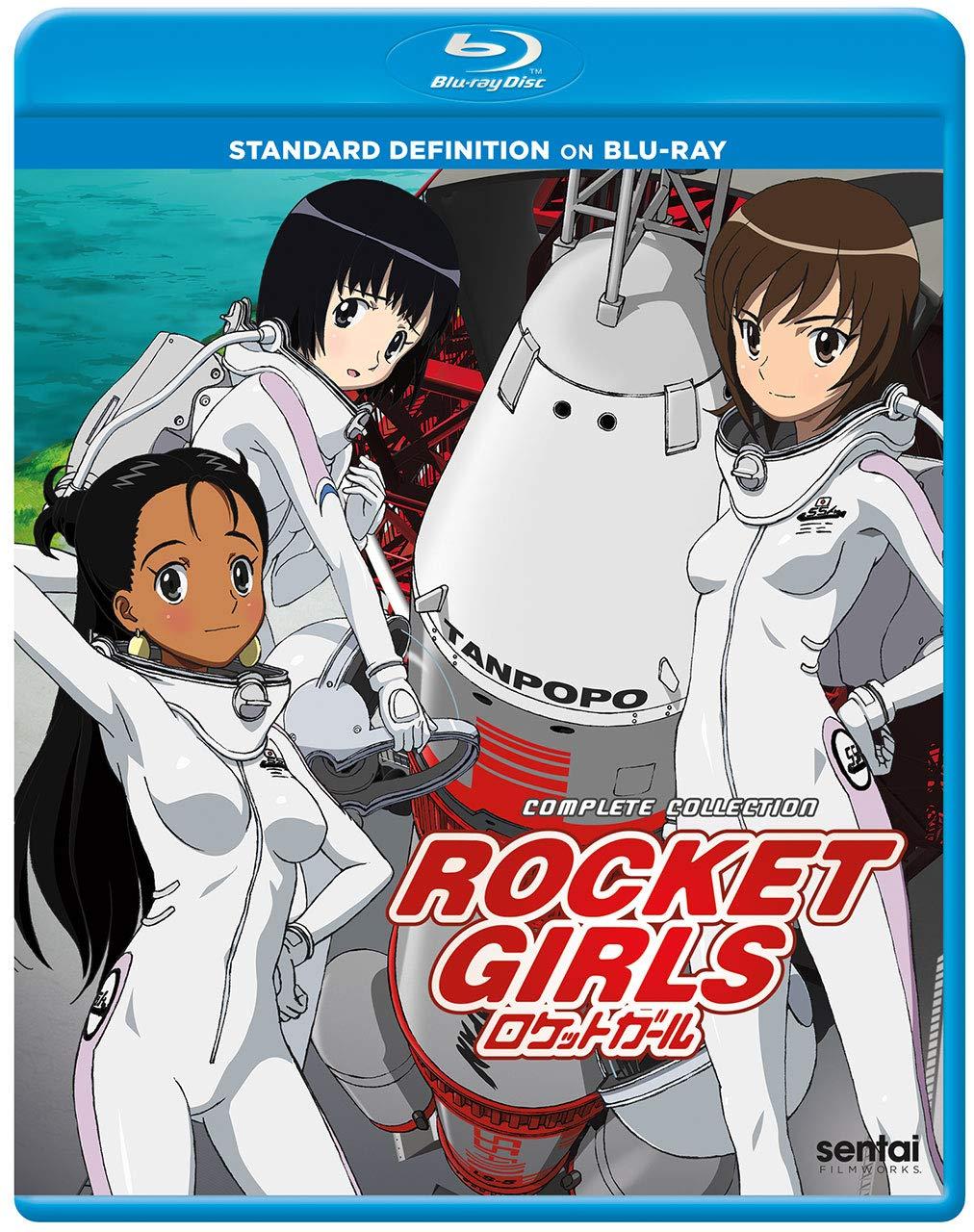Blu-ray : Rocket Girls (Subtitled, Anamorphic)