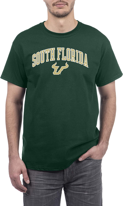 Elite Fan Shop NCAA Mens Team Color Short Sleeve T-Shirt