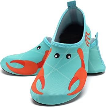 Himal Kids Water Shoes Boys Girls Toddlers Water Shoes