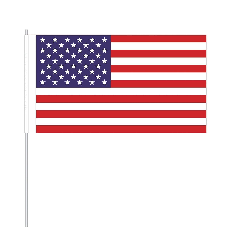 Papierfähnchen USA Papierfahnen Fahne Flagge