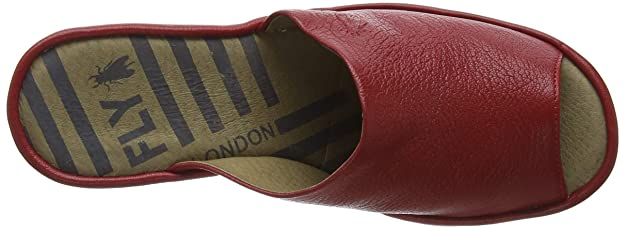 FemmeRouge London Fly Bade954fly London Mules Fly H92EWDIY