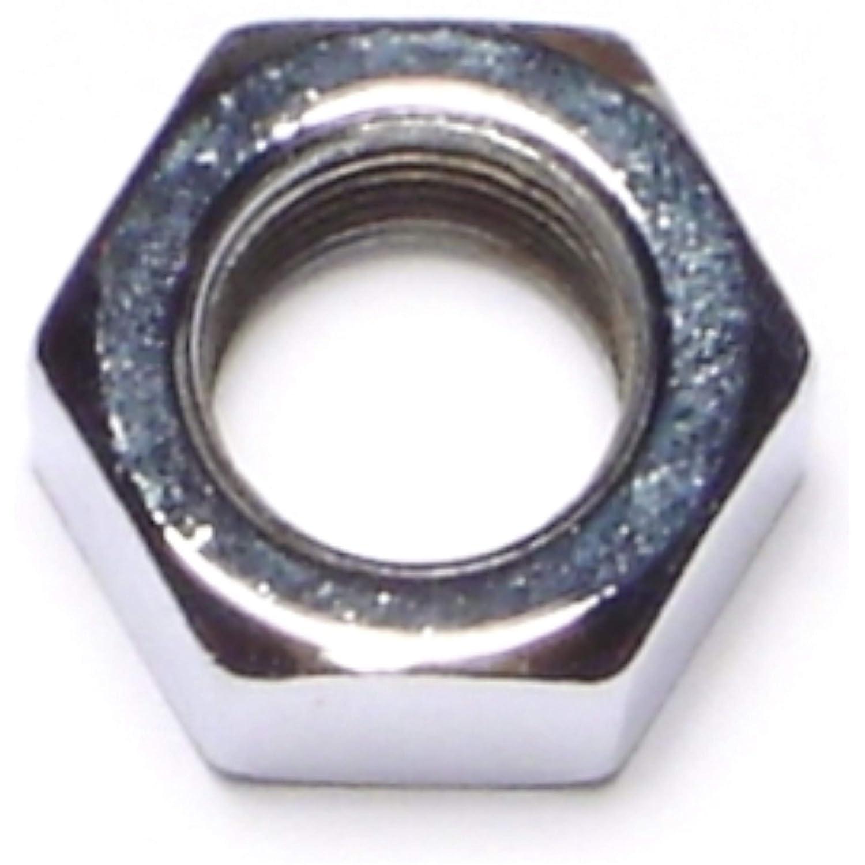 Piece-10 Hard-to-Find Fastener 014973135225 Grade 5 Fine Hex Nuts 3//8-24