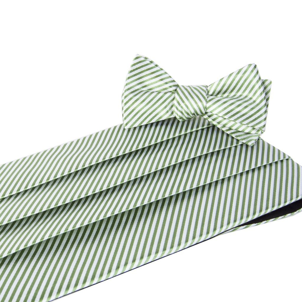 Signature Series Cummerbund and Bow Tie Set