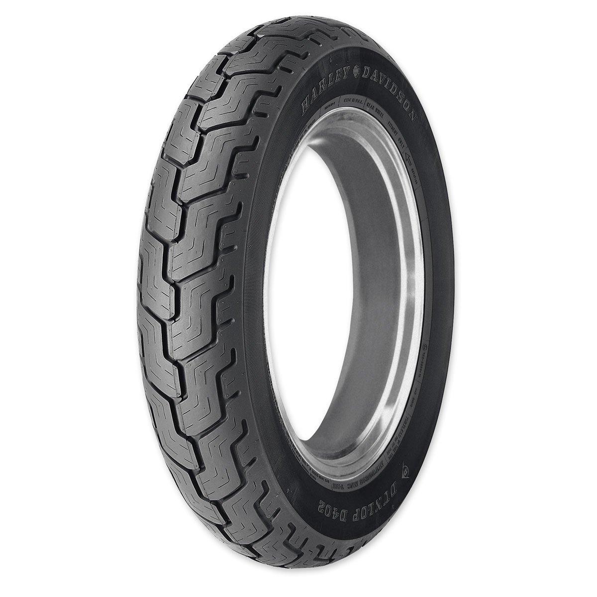 Dunlop D402 For Harley-Davidson MU85B16 Rear Tire