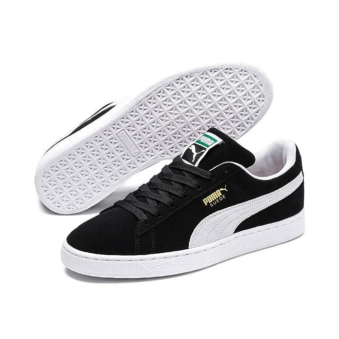 1c8c3480a12 Amazon.com  PUMA Select Men s Suede Classic Plus Sneakers  Puma  Shoes