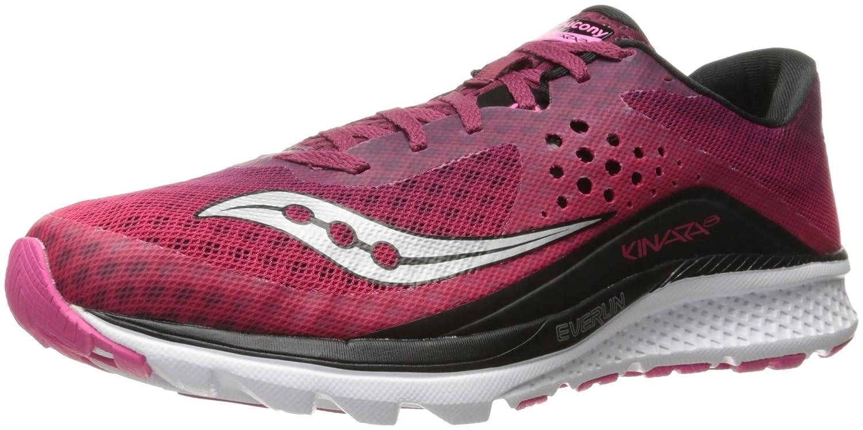 Saucony Women's Kinvara 8 Running Shoe B01GIQNDDU 8.5 B(M) US|Berry/Pink