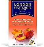 ロンドンフルーツ&ハーブ ティーバッグ ピーチパラダイス 20袋