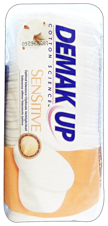 Set 24 DEMAK'UP Dischetti OVALI Sensitive * 50 Pezzi Hautpflege