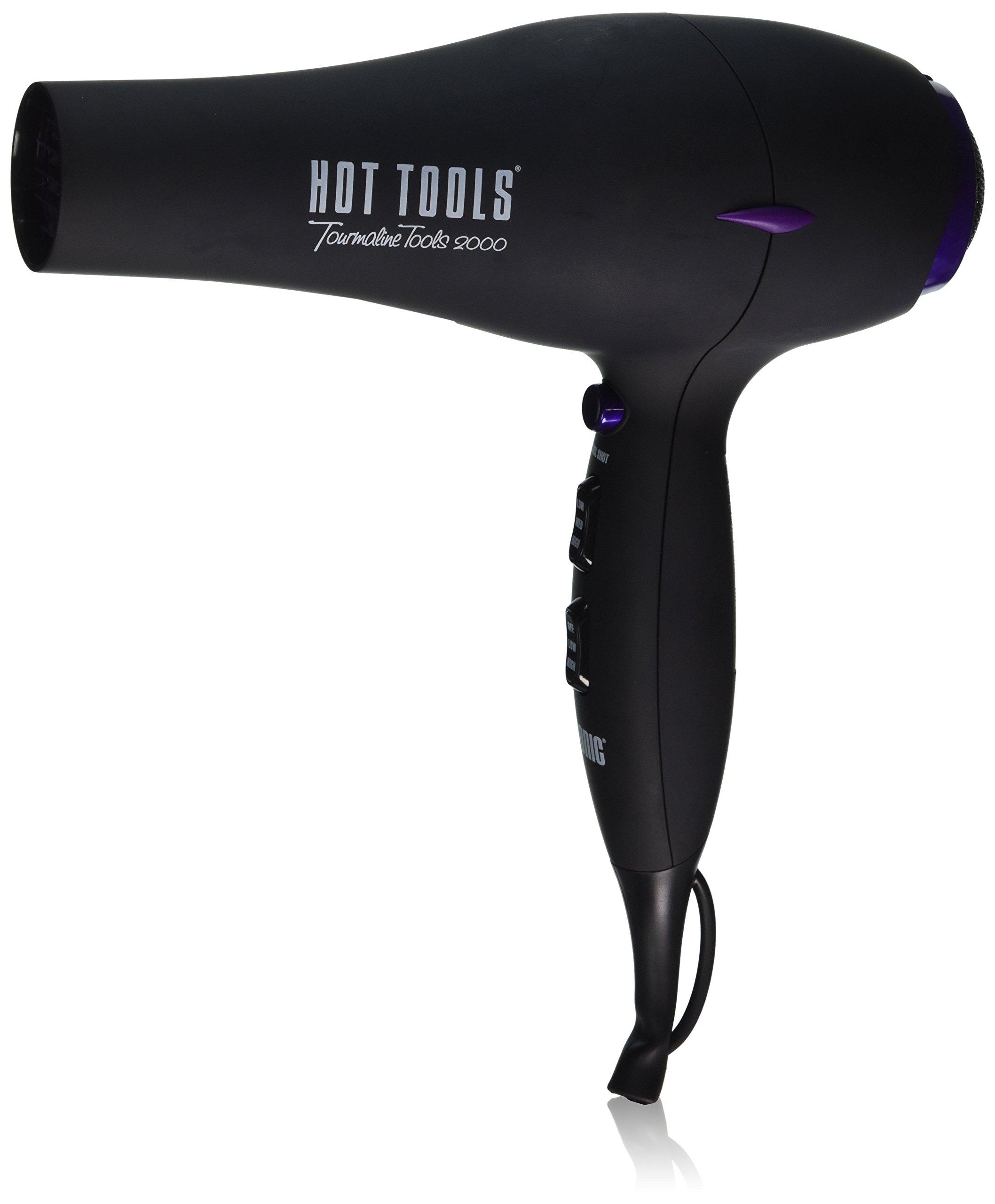 Hot Tools Tourmaline Tools 2000 Turbo Ionic Dryer