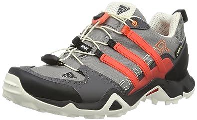 pretty nice dddc5 b9fac adidas Womens Terrex Swift R GTX Multisport Outdoor Shoes Red Size 3.5