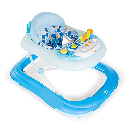 Innovaciones MS Andador basic plus azul: Amazon.es: Bebé