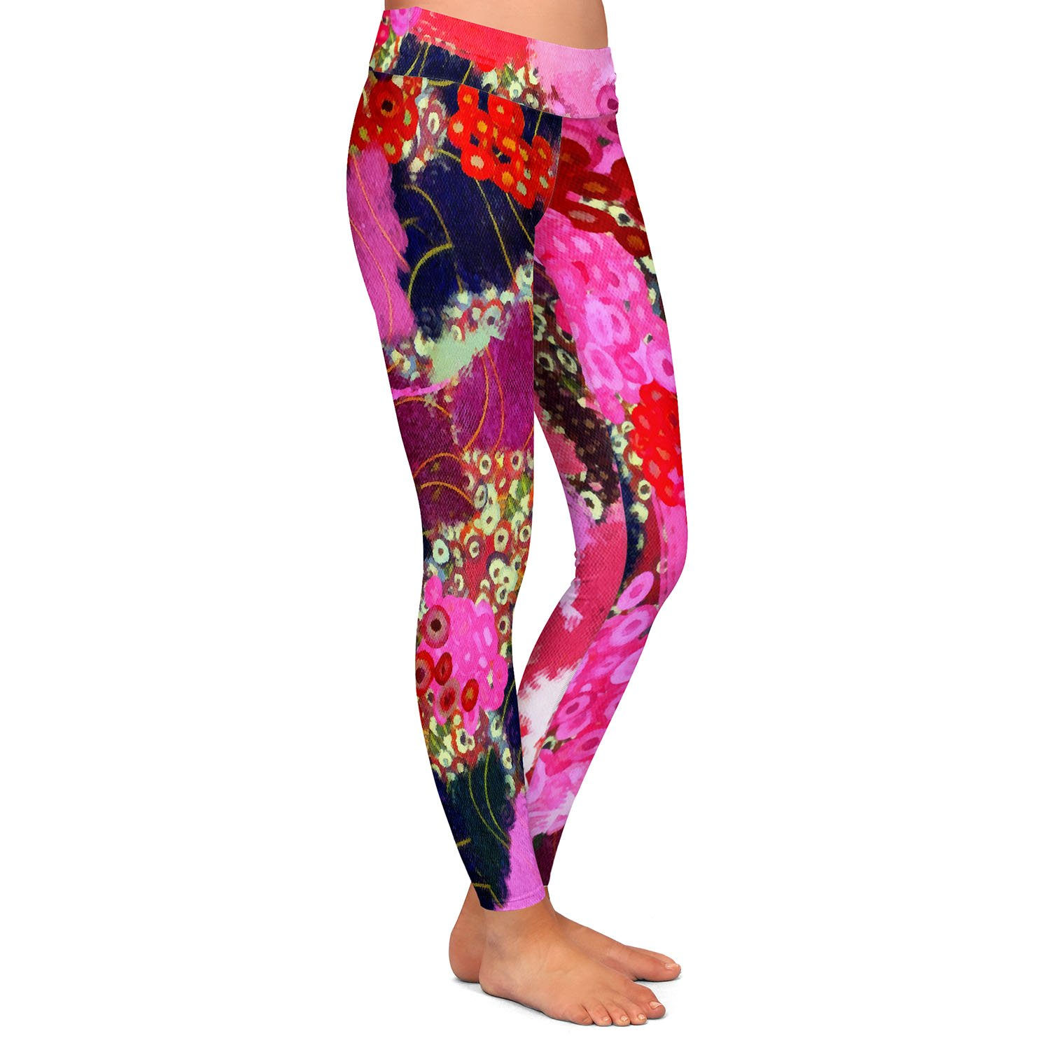 Athletic Yoga Leggings from DiaNoche Designs by Angelina Vick Estrogen 3