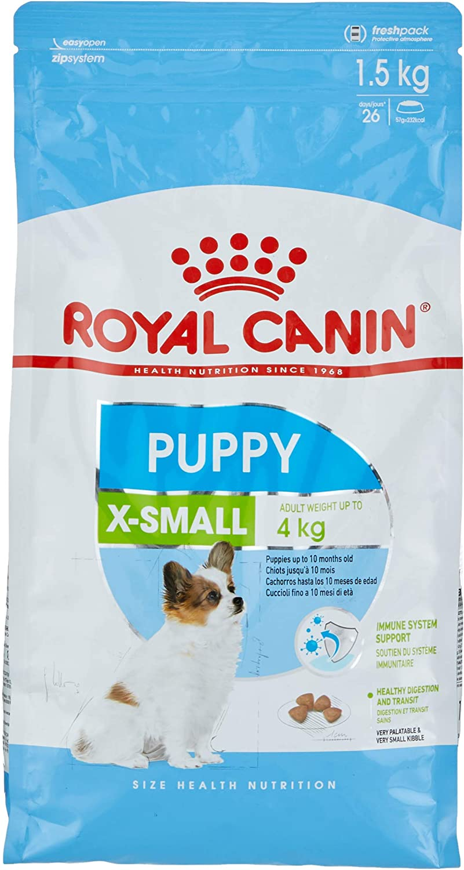 ROYAL CANIN X-Small Junior - 1500 gr