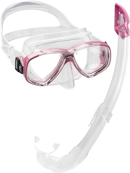Premium Snorkel per Apnea Cressi Gamma Snorkeling e Immersioni con Autorespiratore
