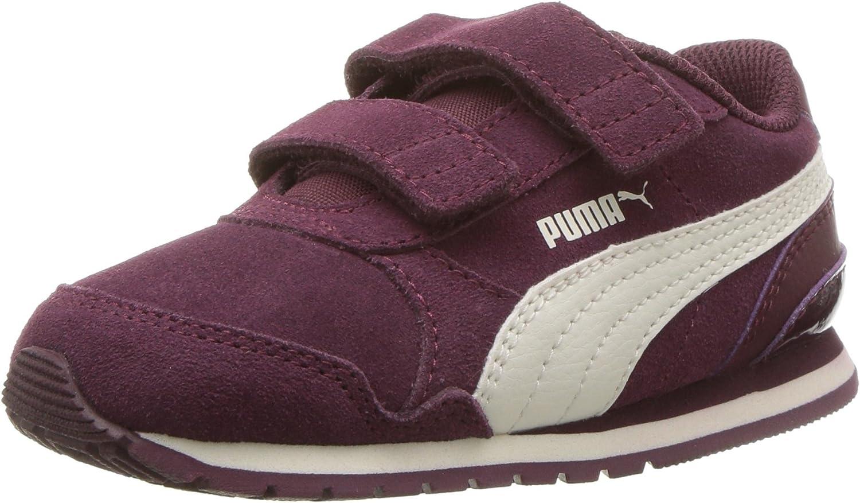 PUMA Baby Boys' St Runner Sd Velcro Kids Sneaker